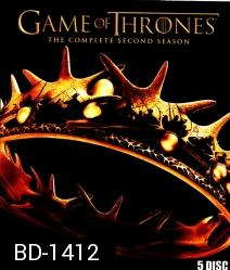 Game of Thrones: The Complete Second Season มหาศึกชิงบัลลังก์ ปี 2