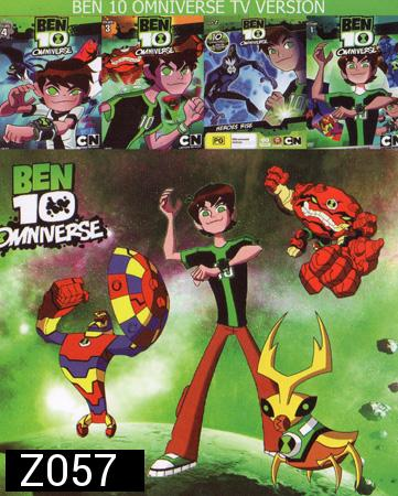 Ben 10 Omniverse Volume 10 / Ben 10 Omniverse Volume 1 / Ben 10 Omniverse Volume 2 / Ben 10 Omniverse Volume 3 / Ben 10 Omniverse Volume 4 5in1 No.558