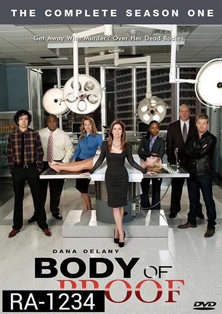 Body of Proof Season 1 ( EP1-9 จบ )
