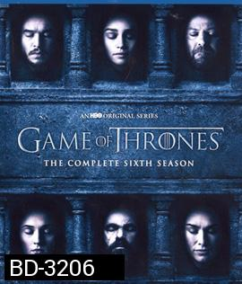 Game Of Thrones: The Complete Sixth Season: มหาศึกชิงบัลลังก์ ปี 6