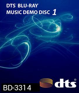 DTS Blu-Ray Music Demo Disc-1