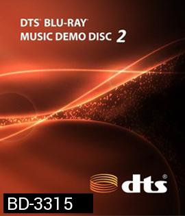 DTS Blu-Ray Music Demo Disc-2