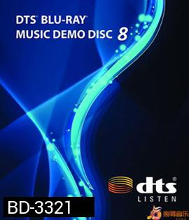 DTS Blu-Ray Music Demo Disc-8