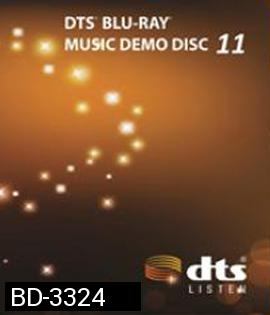 DTS Blu-ray Music Demo Disc 11 (2014)