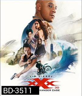 xXx: The Return of Xander Cage (2017) ทลายแผนยึดโลก 3D (Triple X 3)
