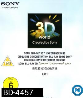 Sony Experience Disc (2011)