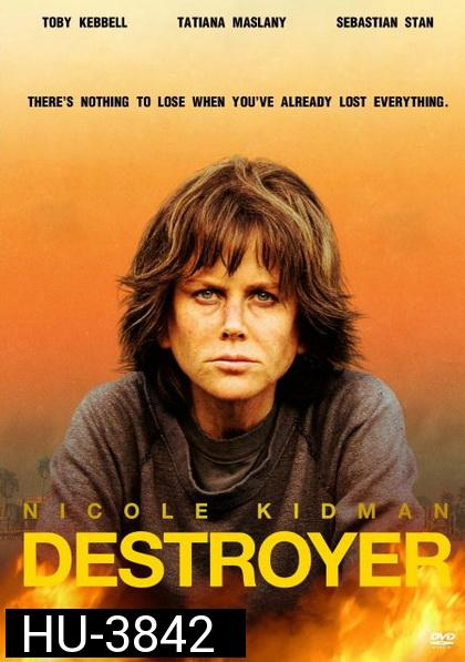 DESTROYER  2018