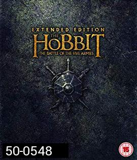 The Hobbit: The Battle of the Five Armies (2014) Extended Edition เดอะ ฮอบบิท 3 : สงคราม 5 ทัพ