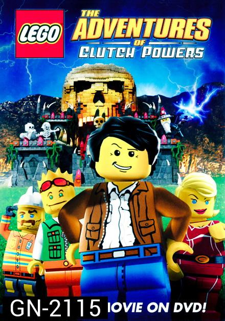 LEGO The Adventures of Clutch Powers 2010