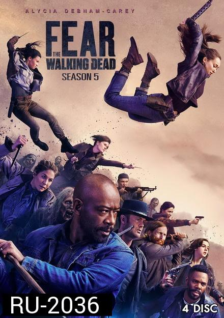 Fear the Walking Dead (2019) Season 5 ( EP1-16 End )