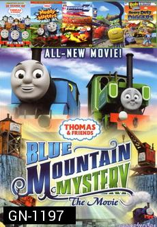 BLUE MOUNTAIN MYSTERY The Movie No198 NEXTGEN (Thomas and friends โทมัสและผองเพื่อน)