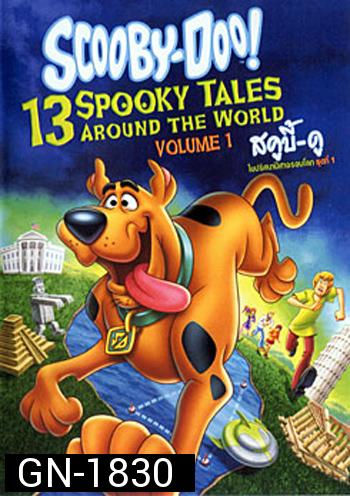 Scooby Doo! 13 Spooky Tales : From Around The World Vol.1
