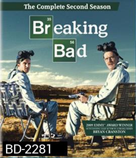 Breaking Bad : The Complete Second Season (2009)