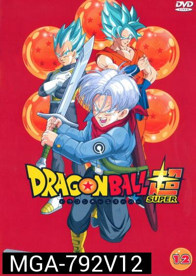 Dragon Ball Super Vol.12