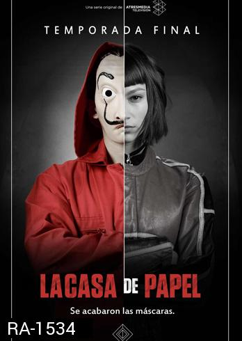 La Casa De Papel : Money Heist Season 1