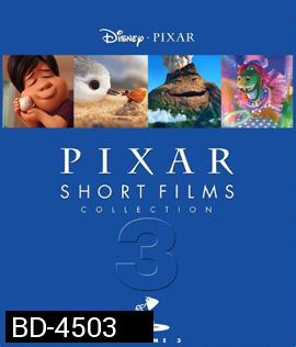 Pixar Short Films Collection 3 (2018)