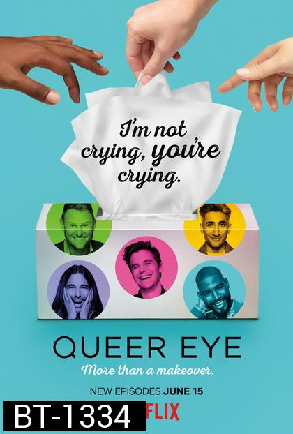 Reality-TV Queer Eye Season 3     Netflix