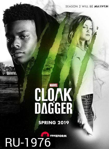 Marvel's Cloak & Dagger Season2 ( Ep.1-10 จบ)