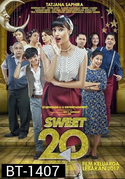 sweet 20 indonesia 2017