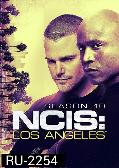 NCIS : Los Angeles Season 10 ( 24 ตอนจบ )