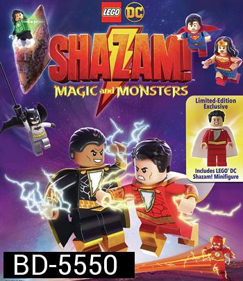 LEGO DC Shazam!: Magic and Monsters (2020)